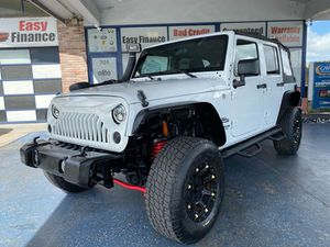 2011 JEEP WRANGLER UNLIMITED/ 2900$ DOWN PAYMENT for Sale in Fort Lauderdale, FL