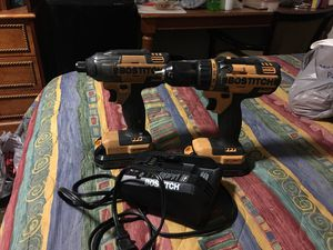 Bostich cordless drills set for Sale in Tyler, TX