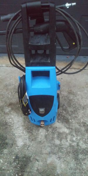 1650 electric pressure washer for Sale in Port Richey, FL