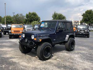 2006 Jeep Wrangler Rubicon 36k miles 6spd for Sale in Riverview, FL