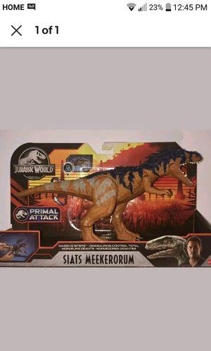 Jurassic World Toy for Sale in St. Petersburg, FL