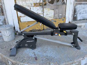 Hoist Workout bench for Sale in Philadelphia, PA