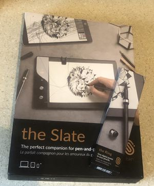 Drawing Pad / iSkn / the Slate for Sale in Durham, NC