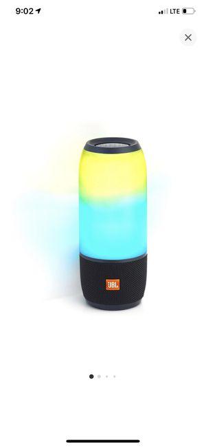 JBL pulse speaker for Sale in San Francisco, CA