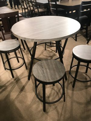 5-Piece Counter Height Dining Set for Sale in Santa Ana, CA