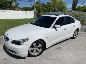 2006 BMW 525i. Cash price!!!! Will sell fast! for Sale in Miami Gardens, FL