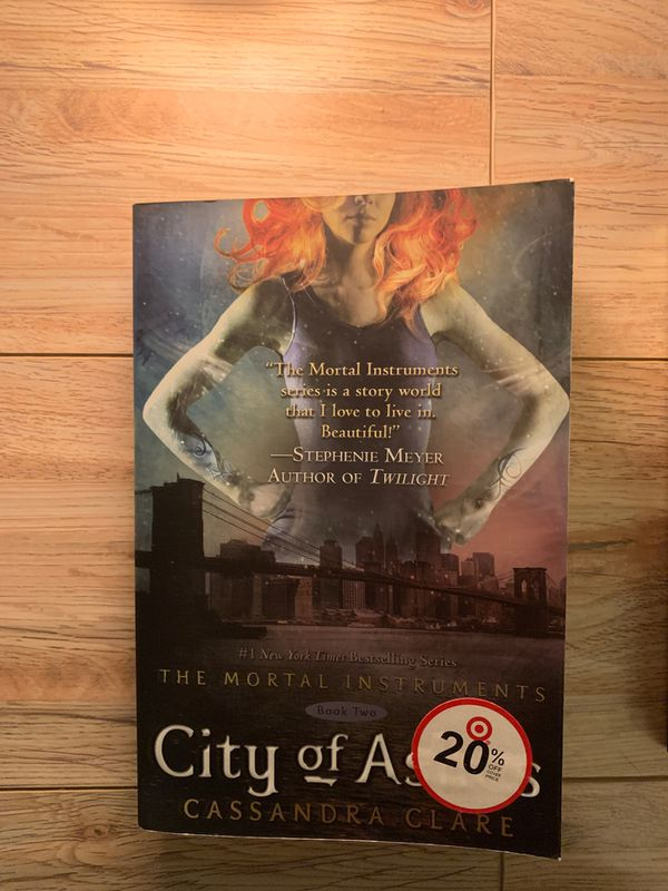 The Mortal Instruments Series By Cassandra Clare Book 1 and Book 2