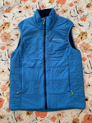 Men's Patagonia nano air vest size Small - great condition! for Sale in Burien, WA