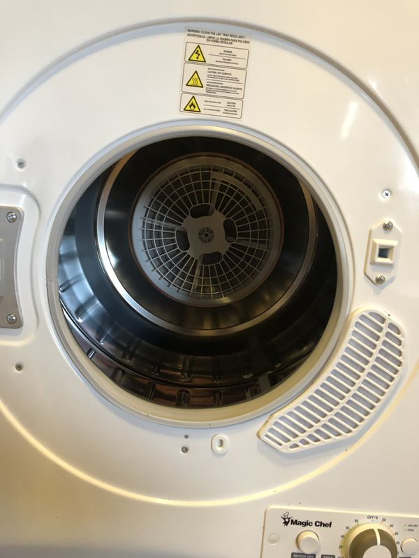 Magic Chef Dryer with Laundry Tower