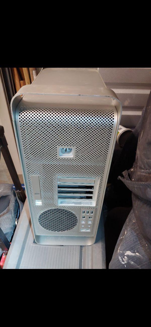 Apple Mac Pro 8 Core Intel Xeon E5620 Processor