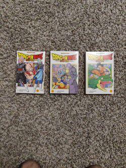 Dragon Ball Super manga for Sale in Chula Vista,  CA