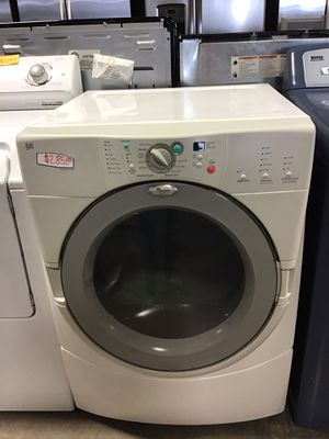 Whirlpool duet gas dryer for Sale in North Las Vegas, NV