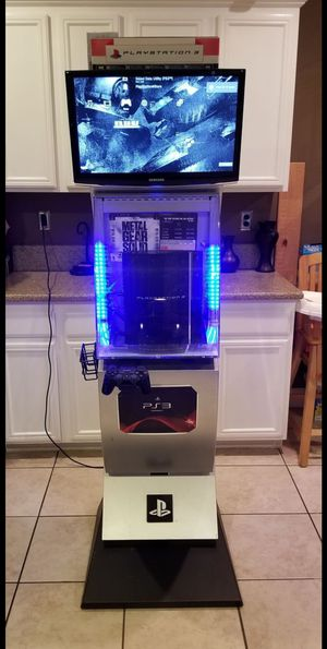 Amazing Sony Playstation 3 / Ps3 Official Console Kiosk Complete for Sale in Ontario, CA