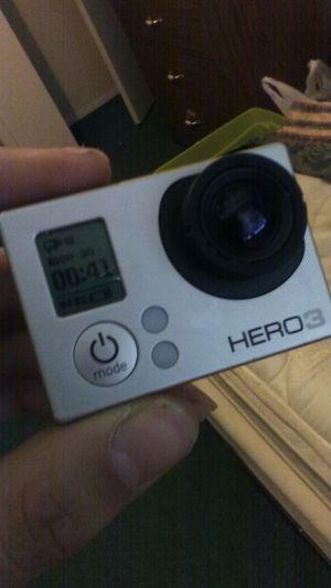 GoPro 3 white for Sale in Houston, TX