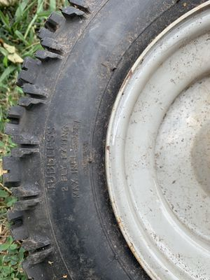Snow tires with wheels for Sale in Meriden, CT