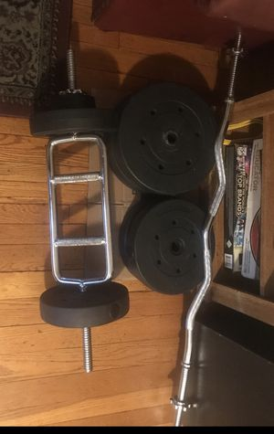 100 pounds vinyl weight for Sale in Lynn, MA