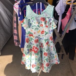 Flowers And Butterflies Dress for Sale in West Covina, CA
