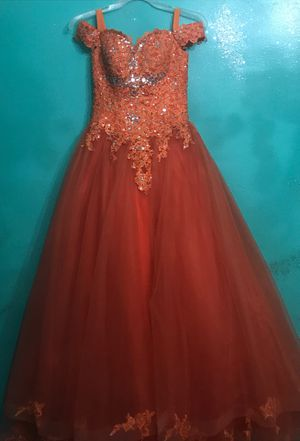 Quinceanera gown dress for Sale in Detroit, MI