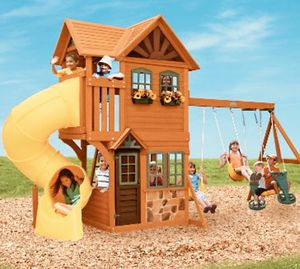 ISO - Play area / Swing set for Sale in Buckley, WA