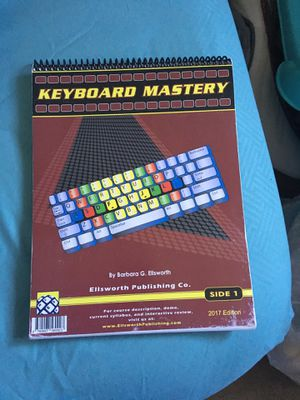 Keyboard textbook for Sale in Oregon City, OR