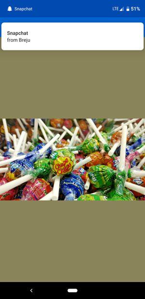 Chupa chups lollipops box of 500 pieces for Sale in Schaumburg, IL