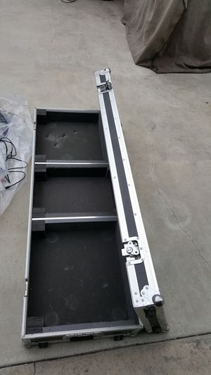 Dj coffin equipment case for Sale in Lakewood, CA