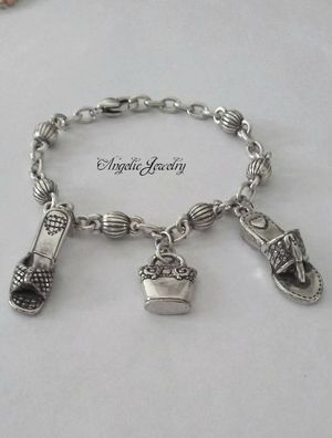 Vintage Brighton Charm Bracelet for Sale in Frederick, MD