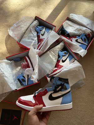 Jordan 1 fearless for Sale in Greenville, MS