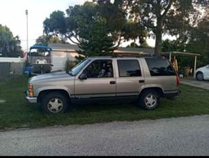 1999 Chevy Tahoe for Sale in Tarpon Springs, FL