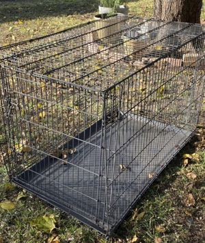 New xl dog cage for Sale in Dallas, TX