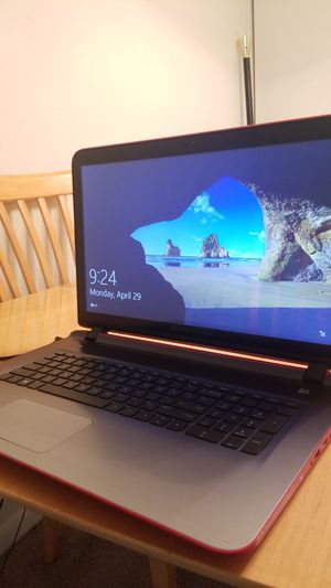 Hp Hewlett-Packard TouchScreen Laptop for Sale in Nashville, TN