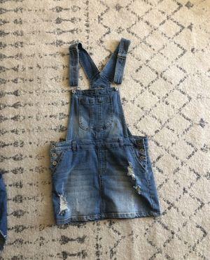 Denim Dress (Overalls) Medium for Sale in Phoenix, AZ