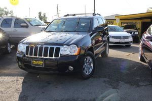 2008 Jeep Grand Cherokee for Sale in Bellflower, CA