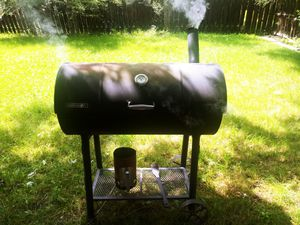 BRINKMAN BBQ GRILL AND SMOKER for Sale in Boulder, CO