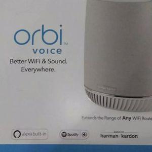 Orbi WiFi Extender & Harman Kardon Wireless Smart Speaker for Sale in Los Angeles, CA