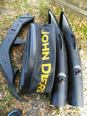 Leaf bag and blower attachments for Sale in Tampa, FL
