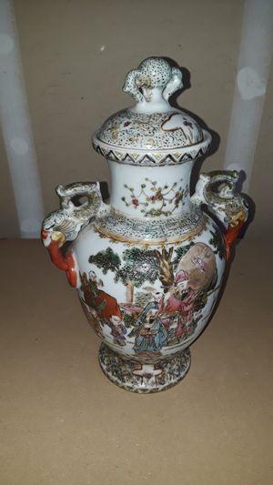 Japanese ceramic vase for Sale in Fresno, CA