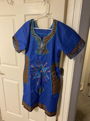 African print dress for Sale in Clarksville, TN