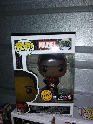 Funko pop miles Morales Chase mint for Sale in Oklahoma City, OK