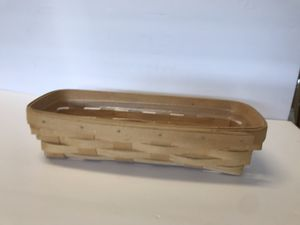 Longaberger Basket shallow for Sale in Jurupa Valley, CA