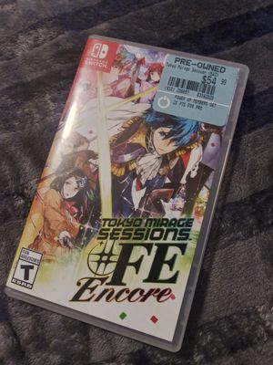 Tokyo Mirage Sessions #FE Encore Nintendo Switch for Sale in Los Angeles, CA