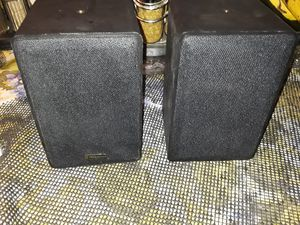 2 speaker Sherwood good condition both for $10 for Sale in Irwindale, CA