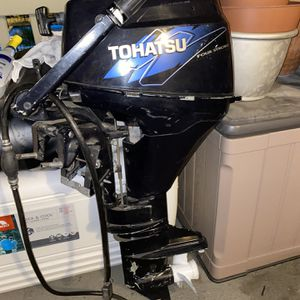 2006 Tohatsu 9.8hp for Sale in Fullerton, CA