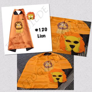 Lion Cape and Mask Set (Great for Easter Baskets!) for Sale in South Jordan, UT