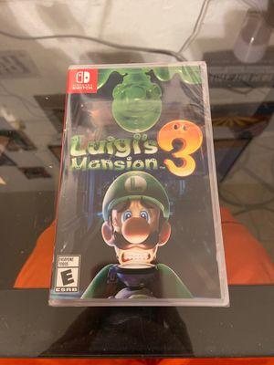 Luigis Mansion 3 for Sale in Phoenix, AZ