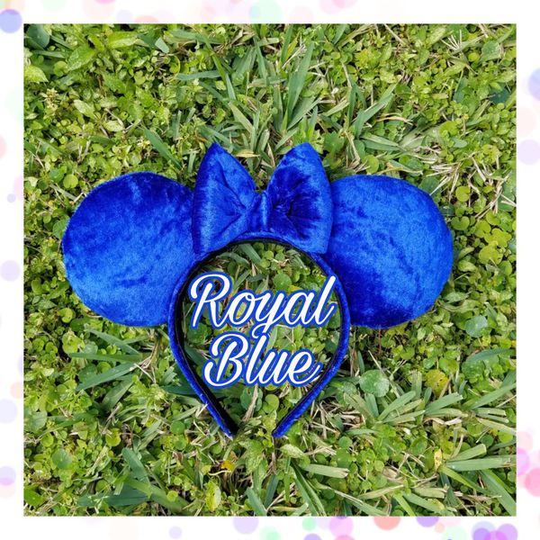 Velvet Dreams Disney inspired Minnie Ears