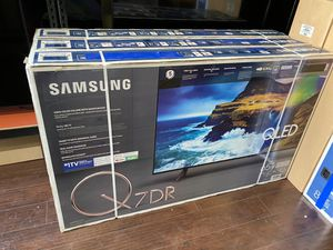 65 INCH SAMSUNG QLED Q7 q70R BRAND NEW HUGE SALE TVS 2019 FULL ARRAY for Sale in Alhambra, CA