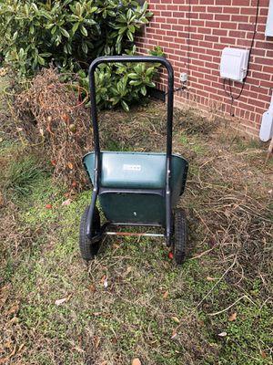 Green Dual-Tire Wheelbarrow for Sale in Fountain Inn, SC