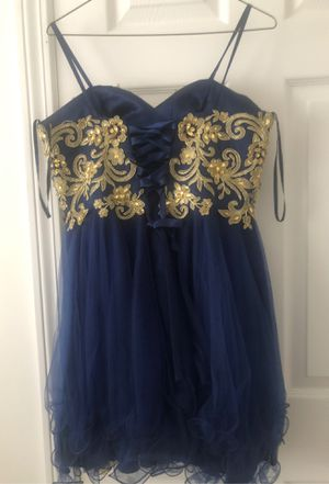 Beautiful Short Aspeed Prom Dress for Sale in Southborough, MA