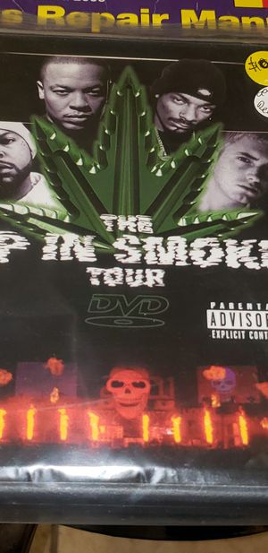 The tour movie film for Sale in Compton, CA